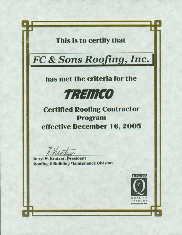 FC and Sons Roofing | Commercial and Industrial Roofing Contractor in California | Commercial and Industrial Roofing Contractor in Nevada | Commercial and Industrial Roofing Contractor in Arizona