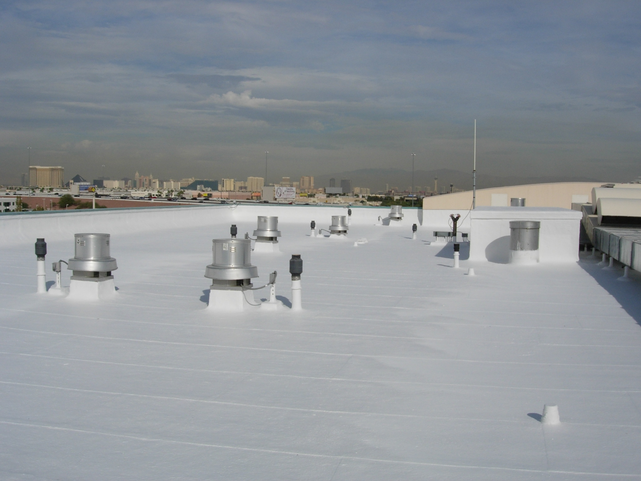 Waterproofing Systems Camarillo : Fc and sons roofing projects commercial